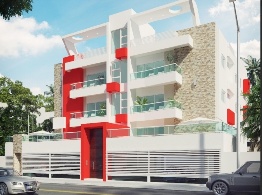 Proyecto residencial, Costa Caribe.  7876