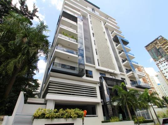 Moderno apartamento en alquiler, Piantini
