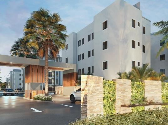 Proyecto de apartamentos, Km. 14 Autopista Duarte