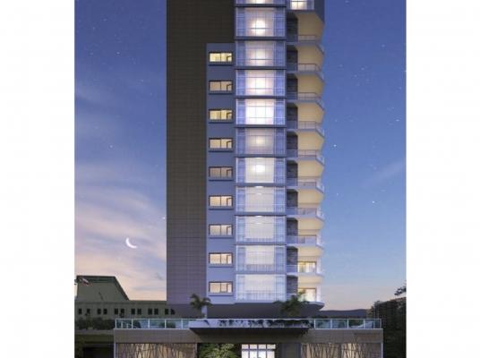 Torre de apartamentos en Naco
