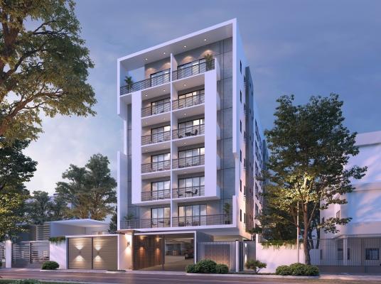 Apartamento de 2 Habitaciones con Vista Panorámica  minutos de PriceSmart
