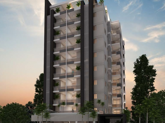 Apartamento en venta con Piscina, Evaristo Morales. Proyecto