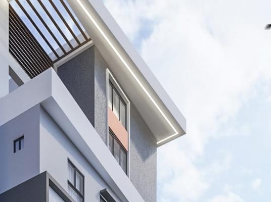 Moderna torre en venta, Evaristo Morales
