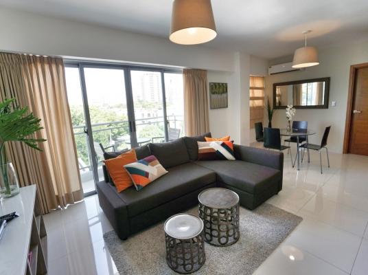 Acogedor y práctico apartamento en Gazcue