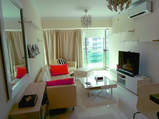 Apartamento Amueblado en alquiler, Gazcue