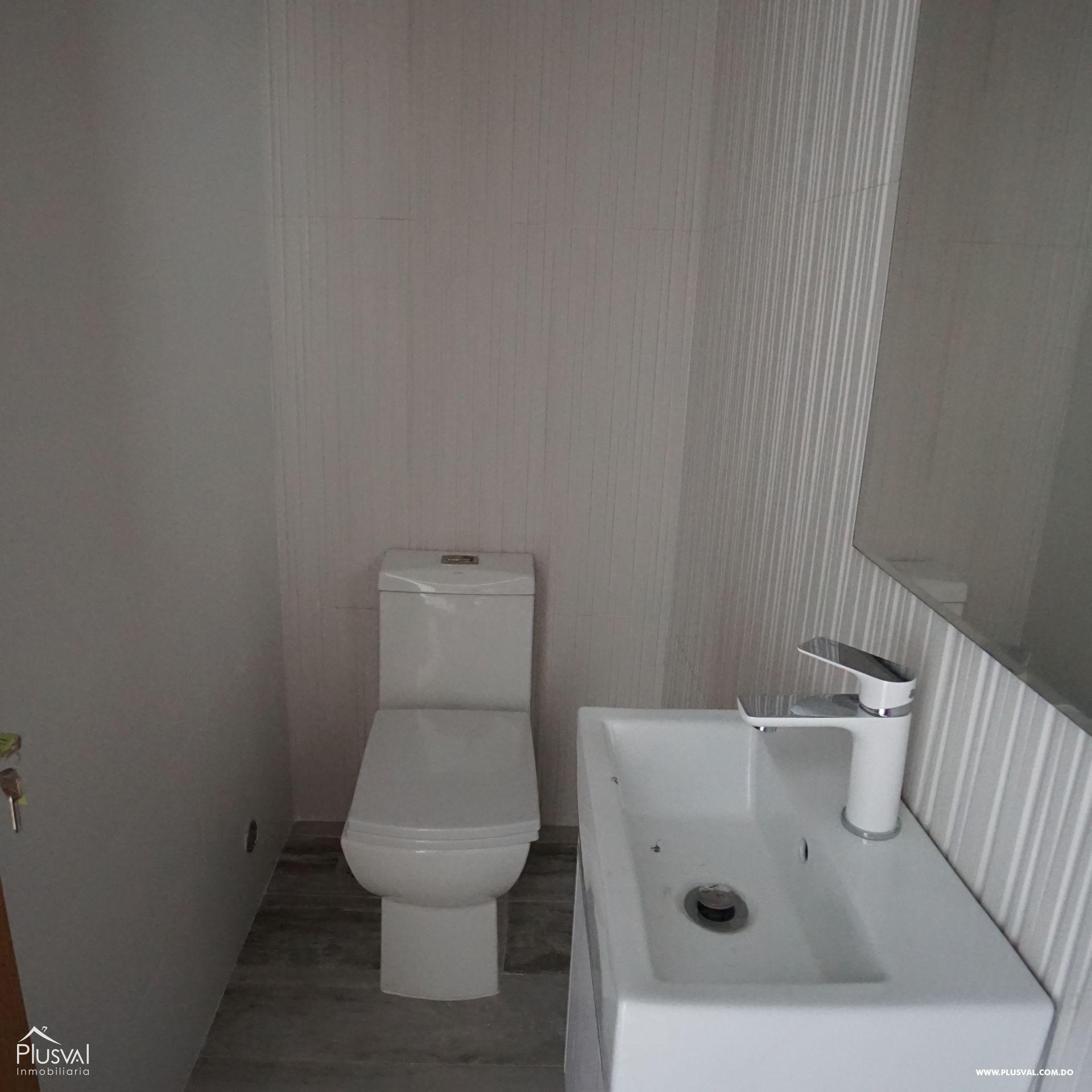 Apartamento en alquiler con linea blanca en Piantini 183090