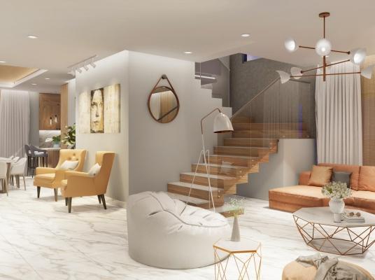 Exclusivo proyecto de casas en Arroyo Hondo ll