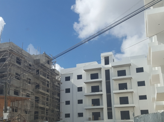 Apartamento en Vista Hermosa , Santo Domingo Este