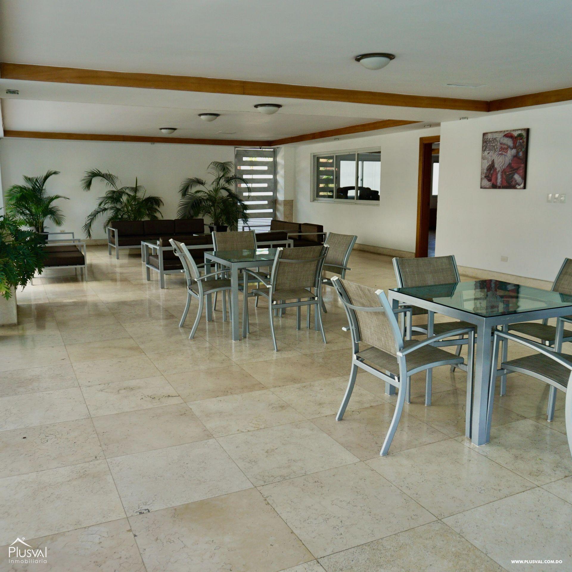 Apartamento en Alquiler Amueblado en zona Premium de Piantini 155532