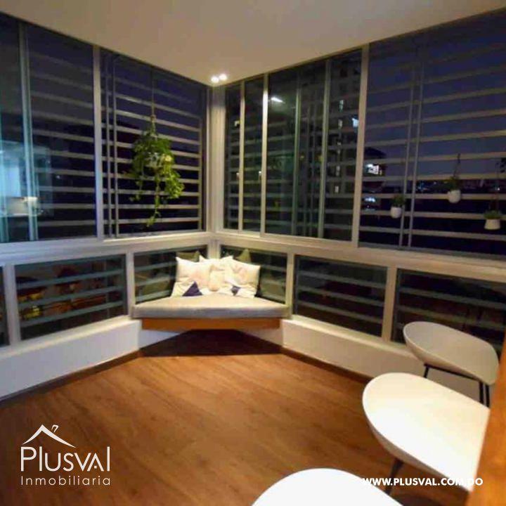 Exclusivo Apartamento en Venta (Mirador Norte) Completamente Amueblado 159801