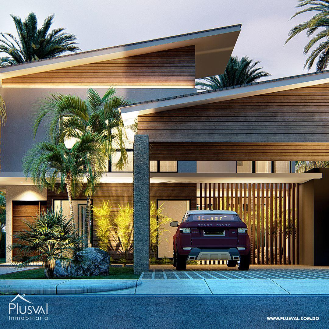 Villa en venta, en West Village, Punta Cana 181910