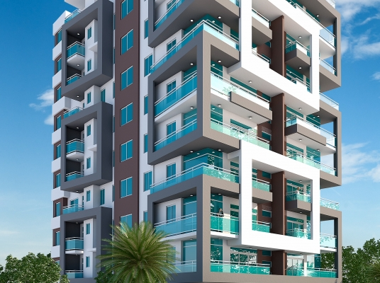 Proyecto residencial, Naco