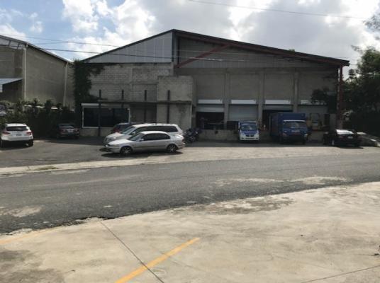 Nave Industrial en alquiler Pantoja