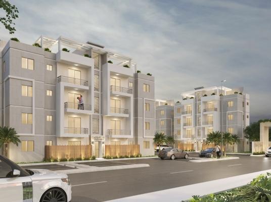 Proyecto residencial de apartamentos, Arroyo Hondo