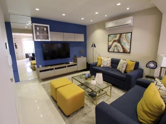 Se alquila apartamento en Evaristo Morales con Linea Blanca