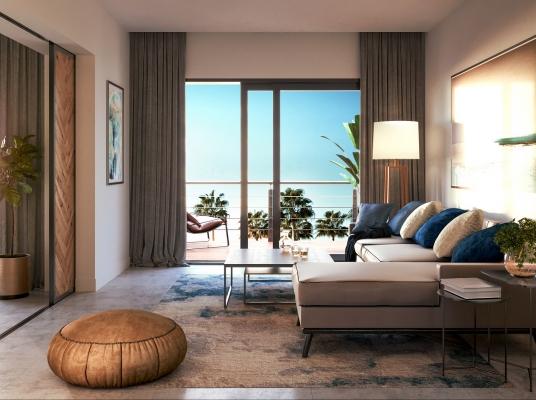 Proyecto de apartamentos de lujo en Bavaro