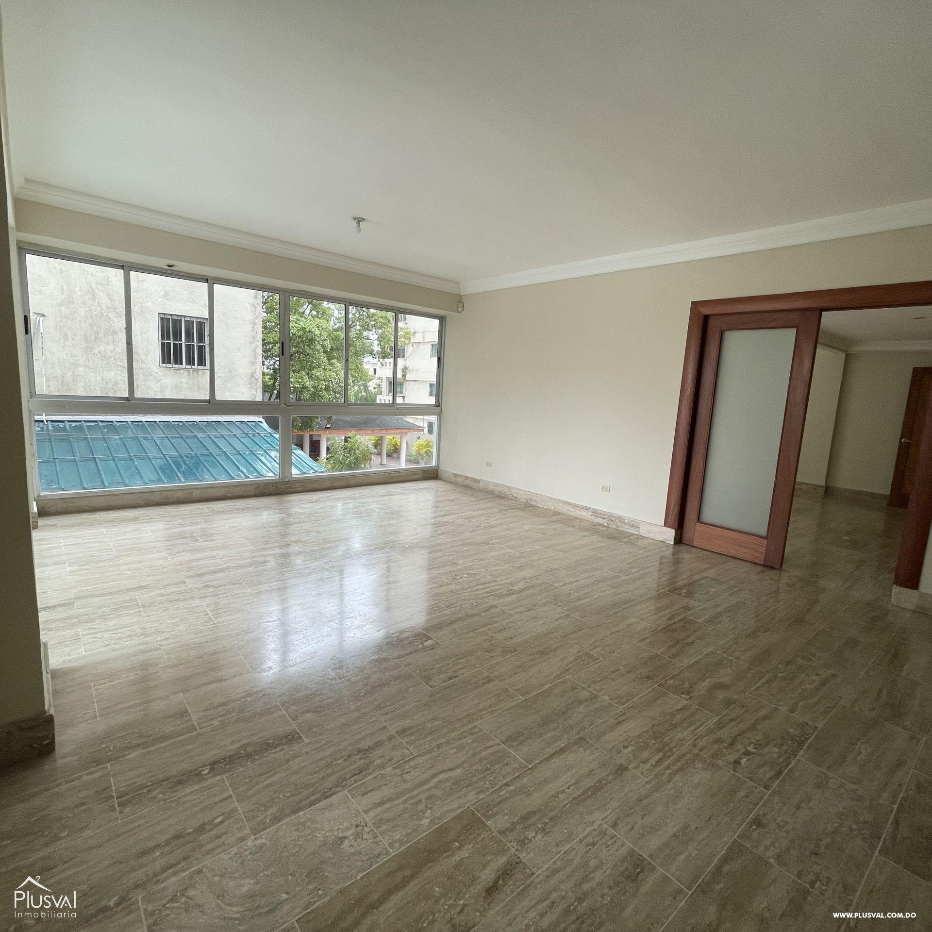 Apartamento en alquiler, Naco 185471
