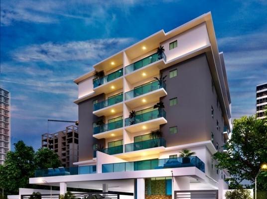 Proyecto de apartamento de 2 y 3 habitaciones