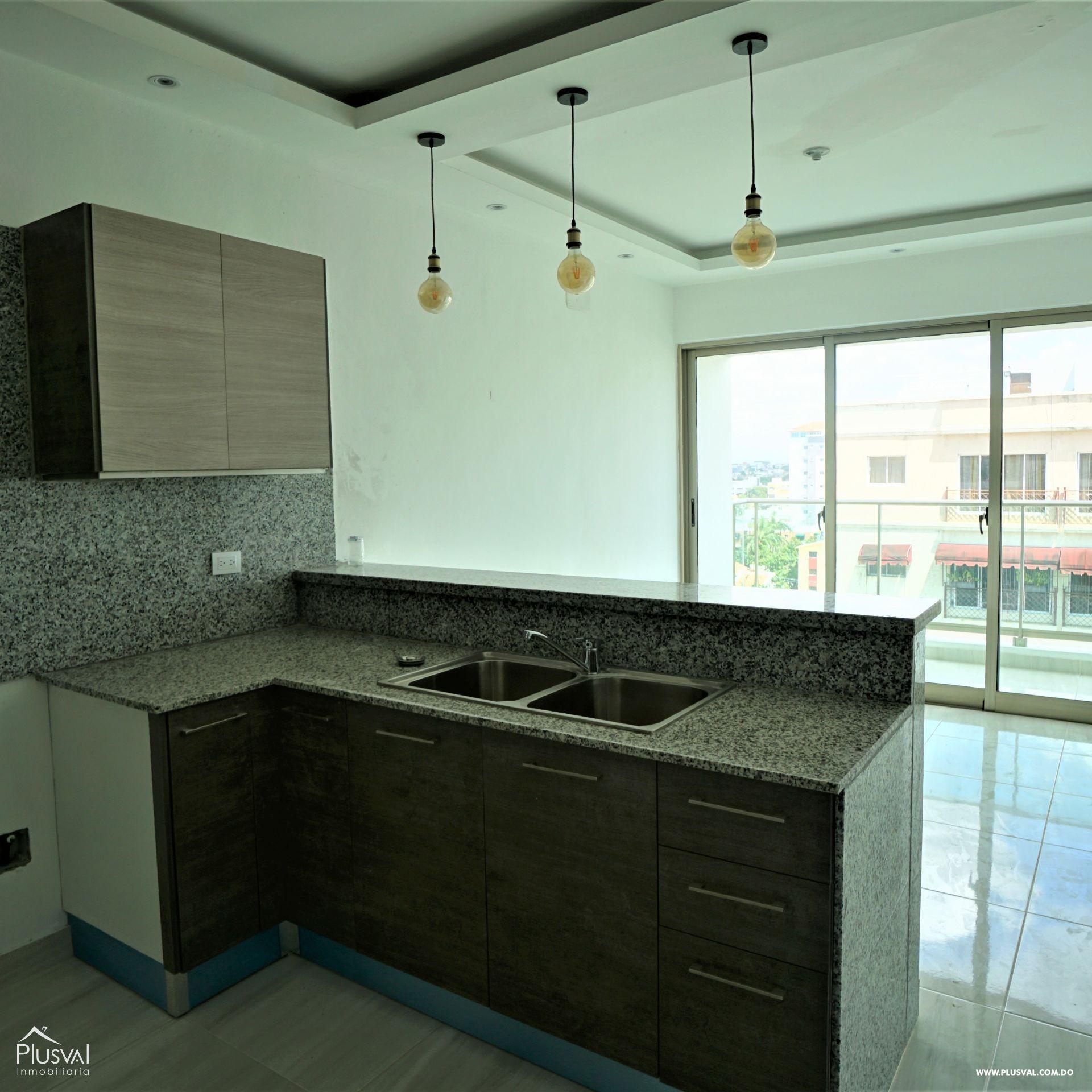 Apartamento nuevo a estrenar! Piso alto en Alquiler en Evaristo Morales