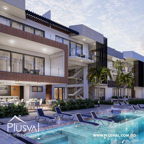 Apartamento tipo PH de venta  en Playa Nueva Romana 188784