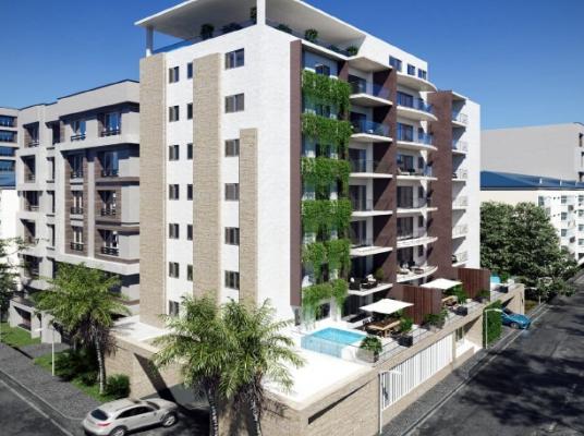 Proyecto de apartamentos en venta Evaristo Morales