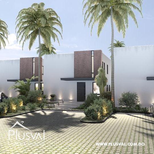 Villas de lujo en Campo de Golf a minutos de la playa 170159