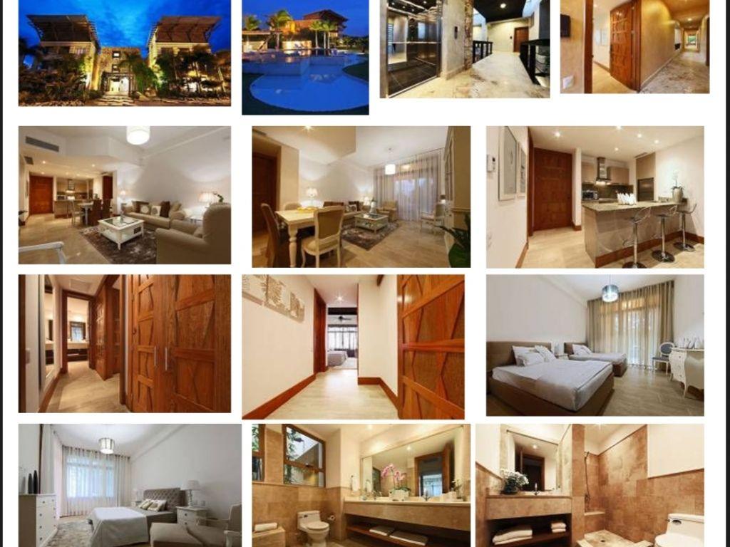 Apartamento En Venta Con O Sin Muebles Casa De Campo 6592  # Muebles Bavaro Punta Cana