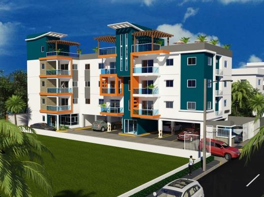 Proyecto en Villa Aura