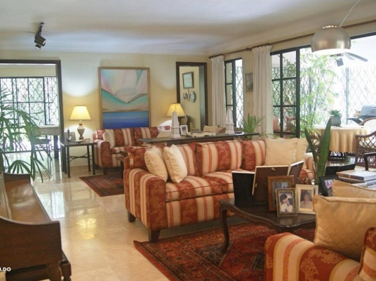 Preciosa Casa en proyecto cerrado en Cuesta Hermosa I