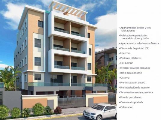 Apartamento en ventas, Jardines del Sur