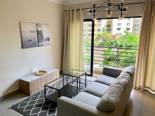 Apartamento amueblado en alquiler, Serralles