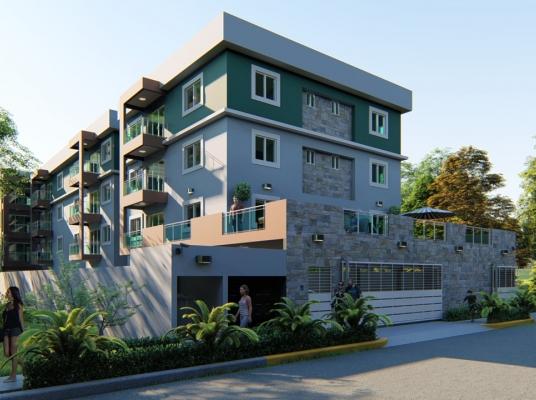 Amplio Apartamento con excelente distribución