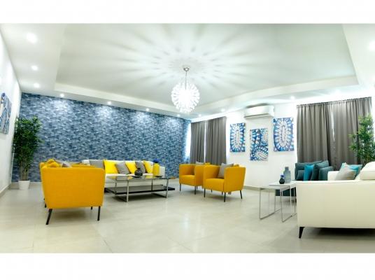 Moderno apartamento en alquiler, Serralles