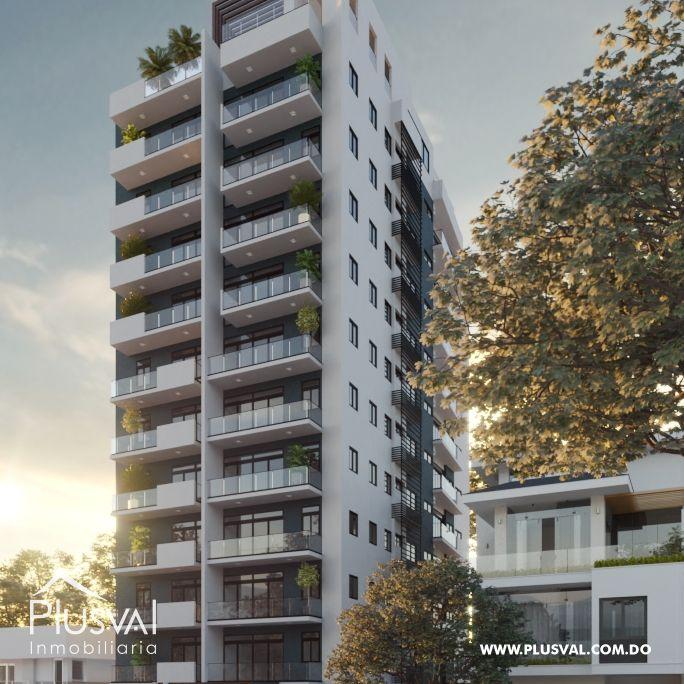 Apartamentos de 2 Habitaciones en Naco 23894