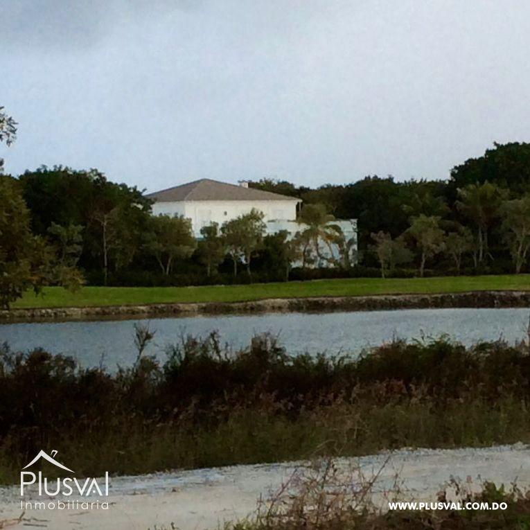 Solar en venta para Villa/Casa Unifamiliar en Hacienda, Punta Cana Resort 183748