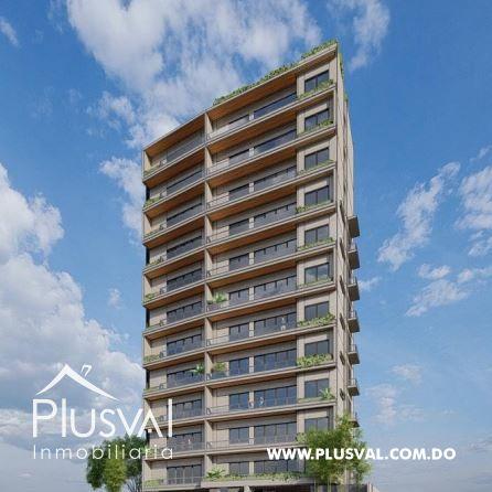 Proyecto de apartamentos en Venta. Piantini