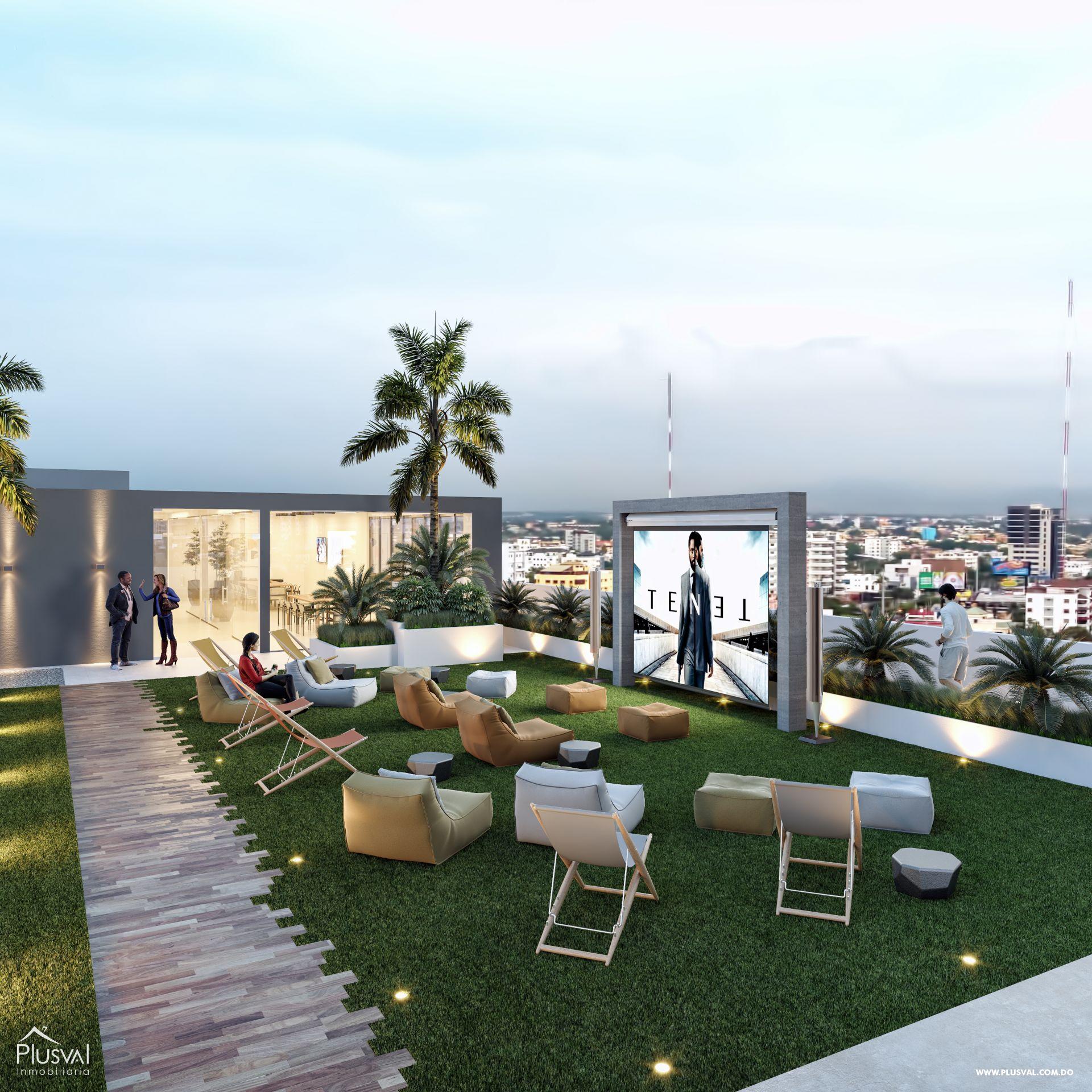 Apartamento Loft en venta en Evaristo Morales 158238