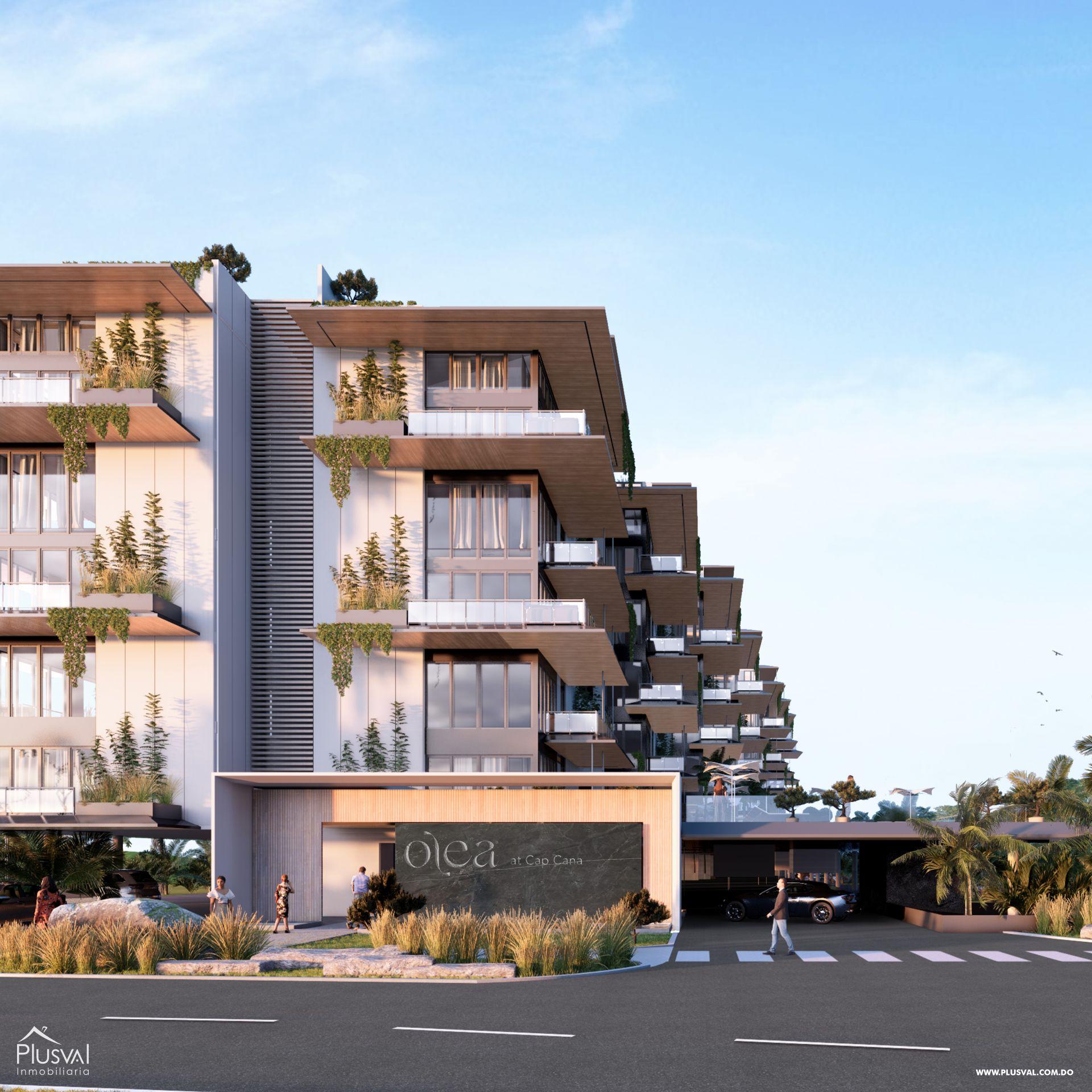 Apartamentos en Cap Cana a la venta 187324