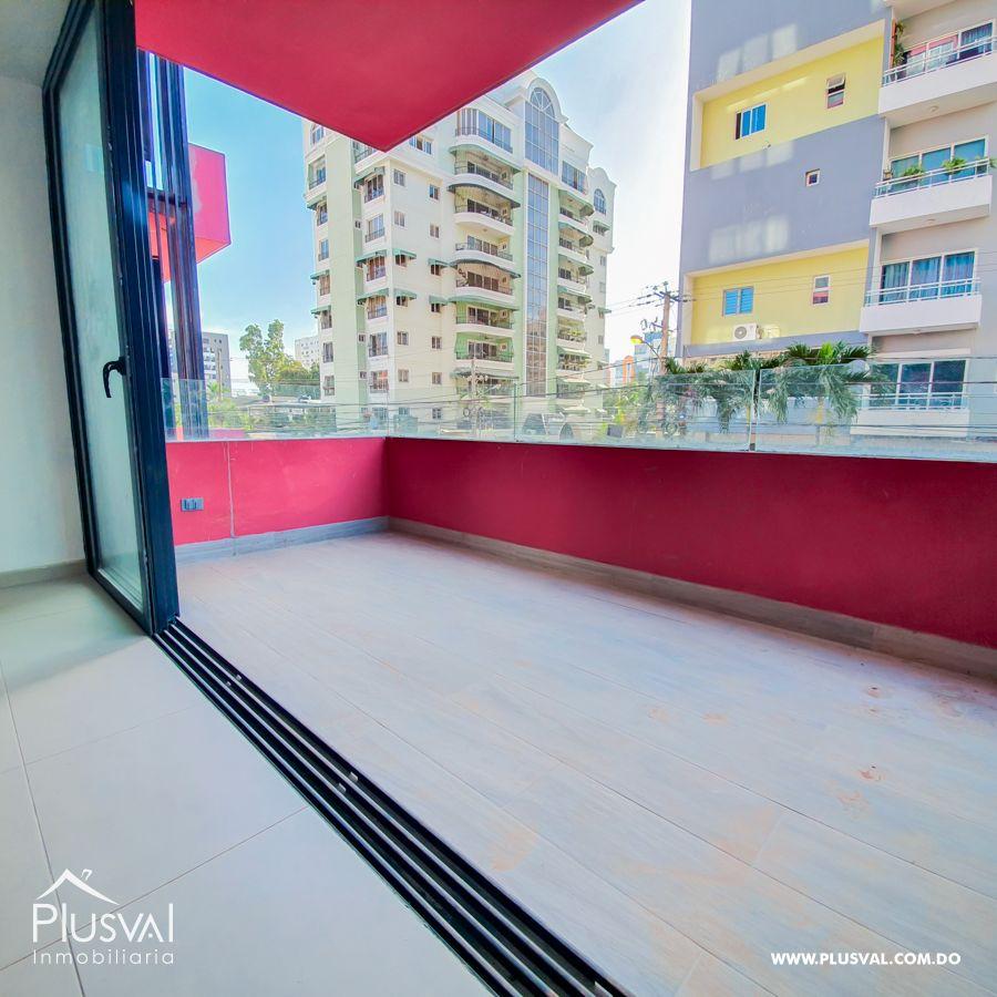Apartamento Alquiler Evaristo Morales