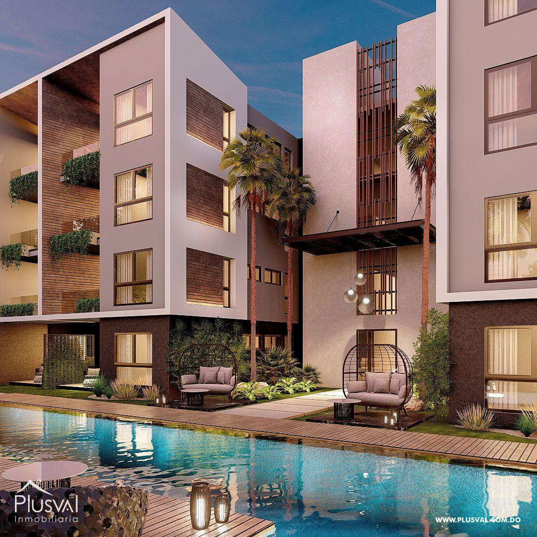 Apartamentos en Venta, con moderno estilo, en Las Canas, Cap Cana 175547
