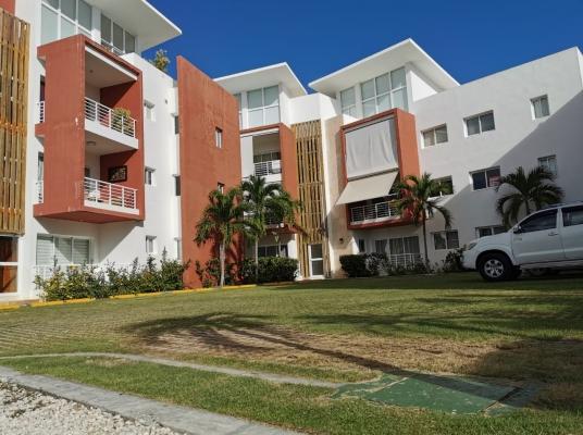Apartamento amueblado en Punta Cana Village