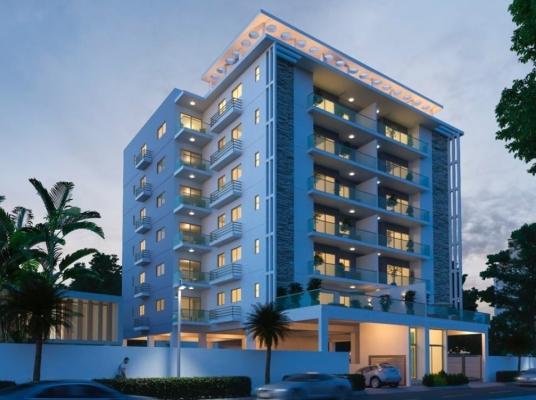 Proyecto de Apartamentos en Mirador Norte