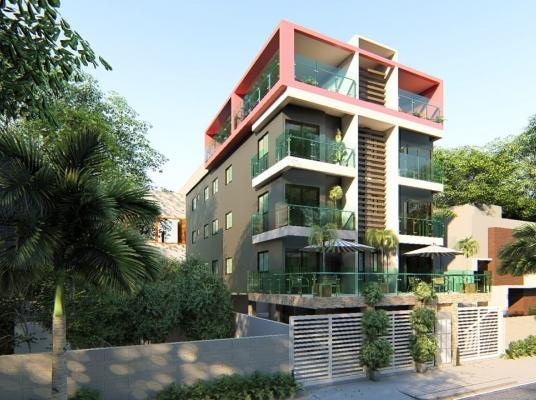 Proyecto residencial en el Cacique