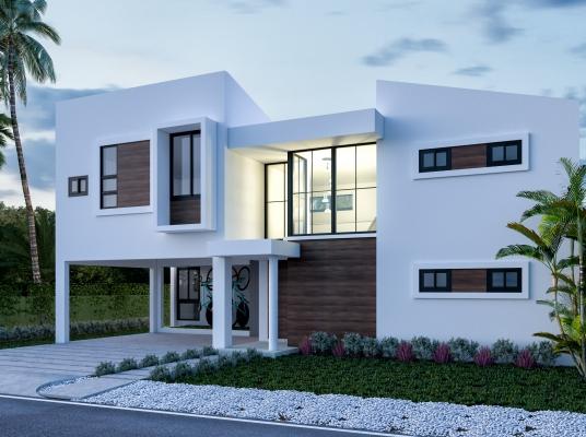 Espectacular Villa en Punta Cana Village