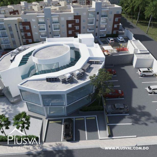 Plaza Comercial Frontal cerca del Ney Arias Lora 176699
