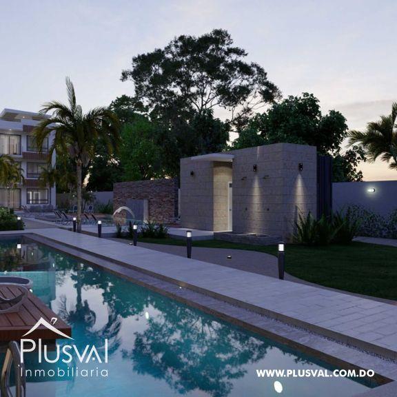 Apartamento tipo PH de venta  en Playa Nueva Romana 188787