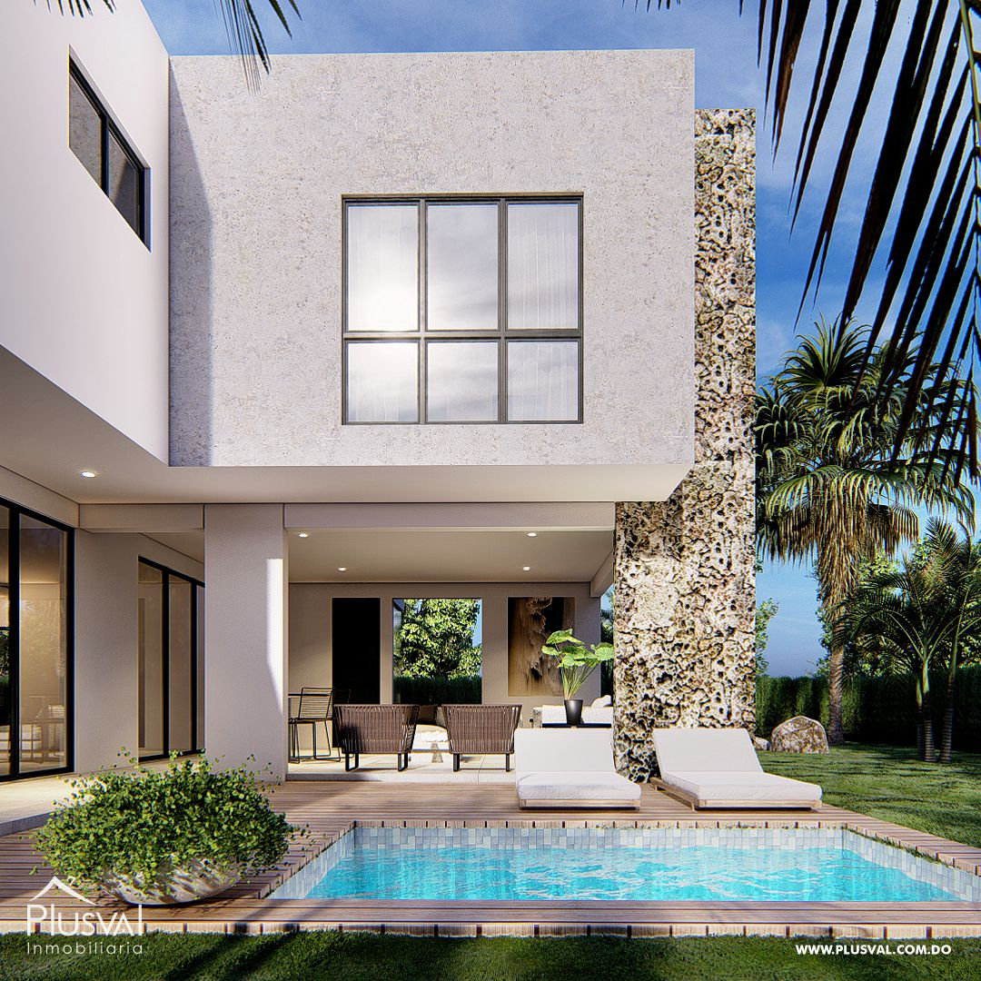 Villa en venta, en West Village, Punta Cana 181914