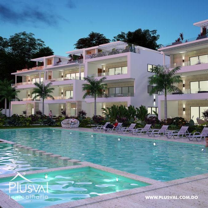 Proyecto de Aparta-Hotel en Samana , las Terrenas rentabilidad, descanso y placer .