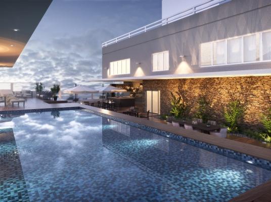 Proyecto de Apartamentos en Real,  Construcción, con apartamentos de 1, 2 y 3 habitaciones.
