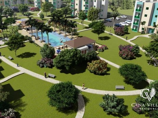 Venta Apartamento de 1 habitation